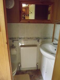 Toilet Compartment Stern Cabin