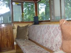 Wheelhouse looking starboard