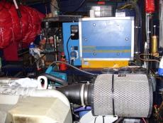 Cocooned generator