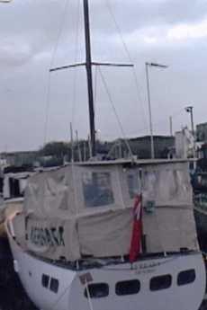 boat awning