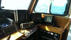 TWIN SCREW SUPPLY UTILITY CREW BOAT NAVIGATION 3