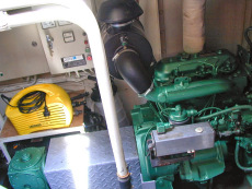 Bow thust motor