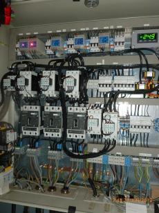Electrical cabinet overhaul