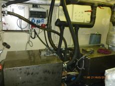 Mave MAR-IX air-conditioning system