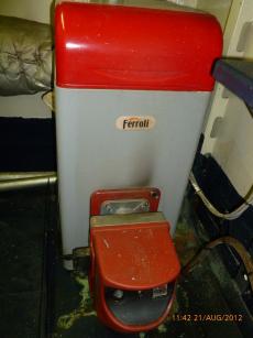 Ferroli heating system