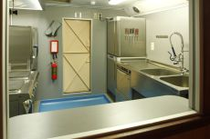 New galley & system