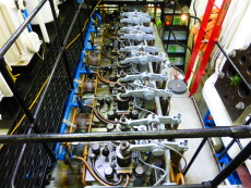 Smit-Man R55 diesel engine