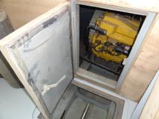 Engine entrance (no engine)
