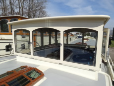 Wheelhouse fitted