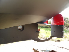 Stern tube fitted (no thruster)