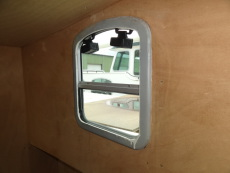 Good windows in after cabin