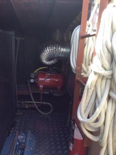 Water pump & pressure cylinder
