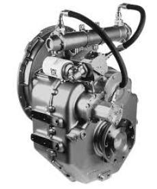 ZF W325 Gearbox