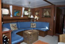 Saloon port-side