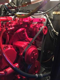 120 amp p/u Alternator