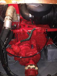 Hydraulic Gearbox Soft Shift