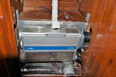 Wallas 4KW oil fired Heater