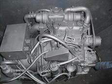 HFL Generator under front Berth