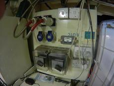 240 volt control panel
