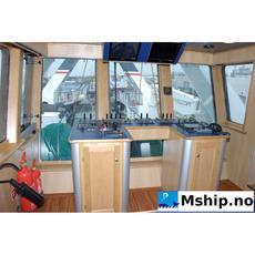 Trawl control position
