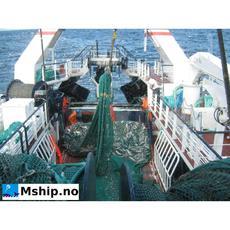 Trawl deck