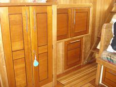 Main bedroom storage etc