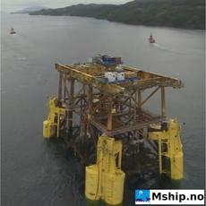 Lifting 11.600 TON