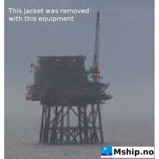 11.600 TON Frig DP2 removed
