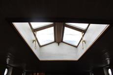 skylight in lounge