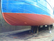 in dry dock 2015