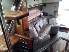 Carine Yachts  - Luxury Yacht Brokerage | SUNSEEKER Manhattan 56 2002 (1) Spain 2002 | Photo 15