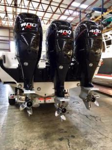 2017 Mercury Verado 400 Racing