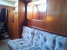 Saloon with Sea Berths