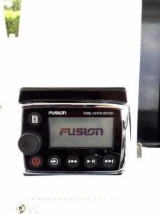 Additional Fusion Stereo Remote