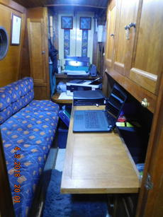 Office/rear double bed