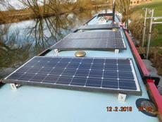 Solar Panels 4 x100W