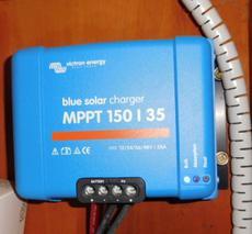 MPPT 150/35 Solar controller