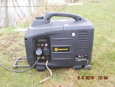 Portable 2.8kw petrol generator remote key fob starts