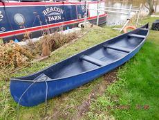 13m canoe