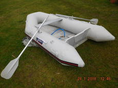 2 x inflatable 6ft boats