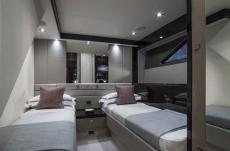 Manufacturer Provided Image: Sunseeker Manhattan 66 Twin Cabin