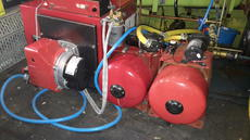 Kabola Heating/water system