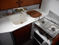 Hardy 337S - Galley