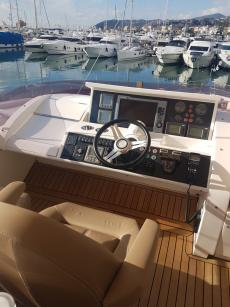 Carine Yachts  - Luxury Yacht Brokerage | Princess 72 (2011 Model) 2011 | Photo 16