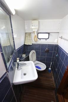 Starboard Cabin Shower