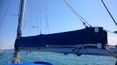 sail stacker