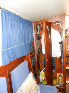 The hanging locker
