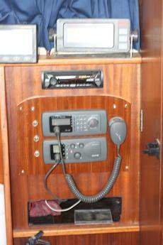 VHF radio and domestic radio