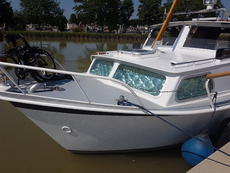 Foredeck repaint
