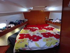 Forward Cabin - bed
